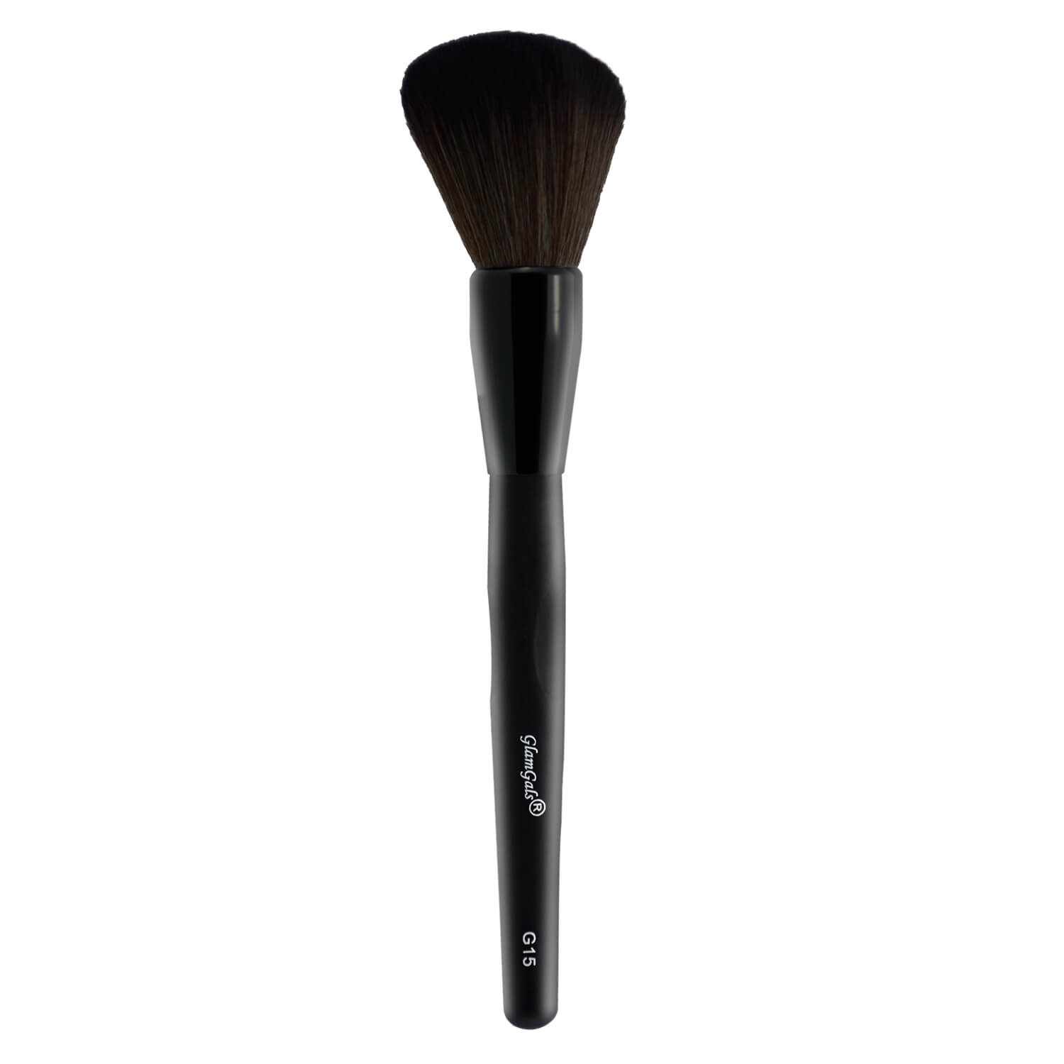 GlamGals Black Large Powder Brush(40gm)