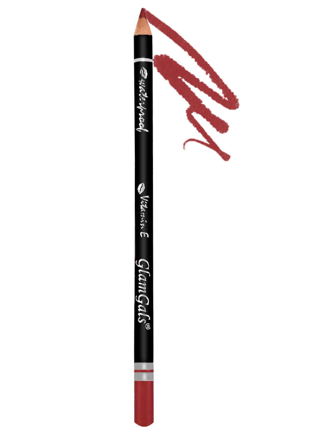 GlamGals Lip Liner Scarlet Red