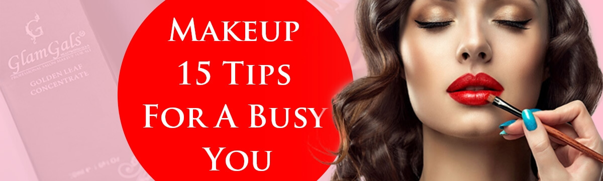 All Purpose Makeup Tips For A Busy You